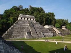 Mexique et Mayas