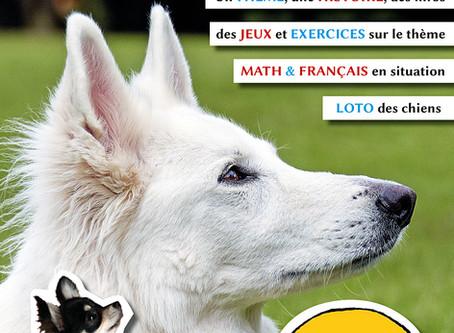 Nouvelle thématique : Des chiens au top !