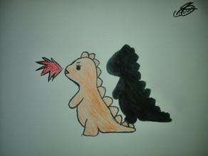 Défi art ombres dragonesques