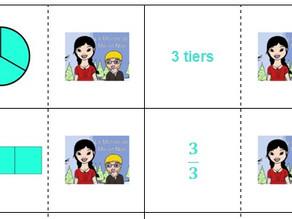 Mémory des fractions