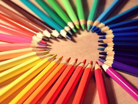 21 bénéfices de l'art/la créativité pour apprendre et plus encore !