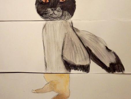 Exquises créatures: Défi artistique