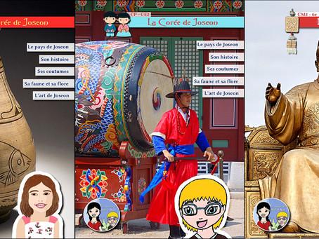 Destination la Corée de Joseon
