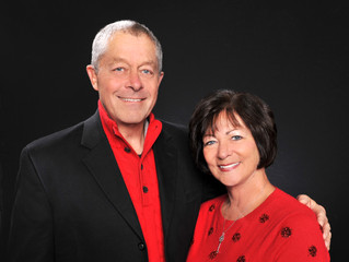 EVERY COUPLE HAS A STORY! MEET CINDY AND BOB KOMAR!