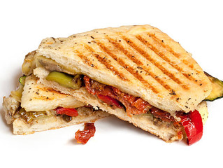 Hot Off the Press with Paninis