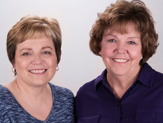 A Message from Mary Becker and Diane St.Cyr Janelle