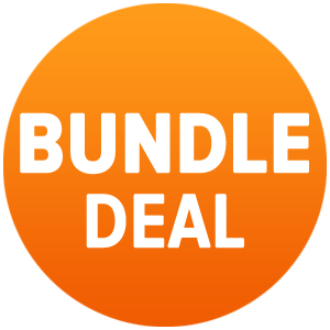 Bundle Promotional Pics. Pick 5 and Save 25%