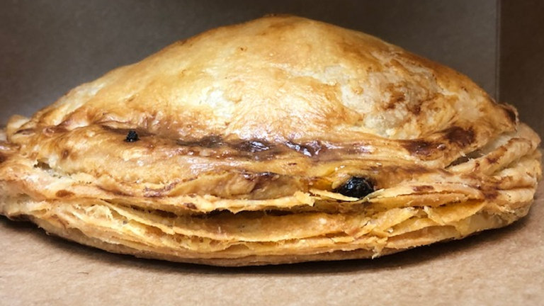 Indian Beef Curry Pie