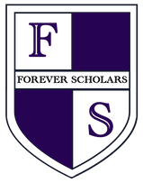 Forever Scholars Logo with Border Combin