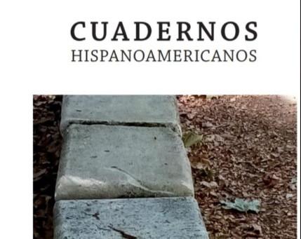 Méndez Guédez en el próximo número de la revista Cuadernos Hispanoamericanos