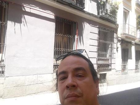 Nuevo libro de cuentos de Méndez Guédez en Páginas de Espuma