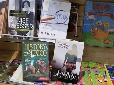«La ola detenida» de Juan Carlos Méndez Guédez enMéxico