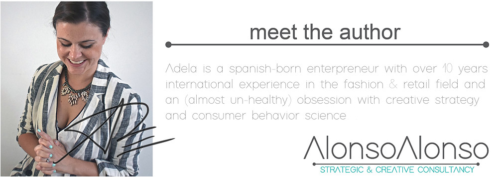 Meet the author - Adela Alonso Alonso