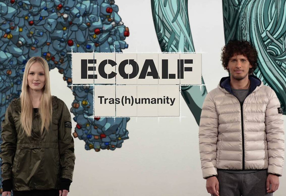 Ecoalf is a spanish brand with an eco-friendly and sustainable focus