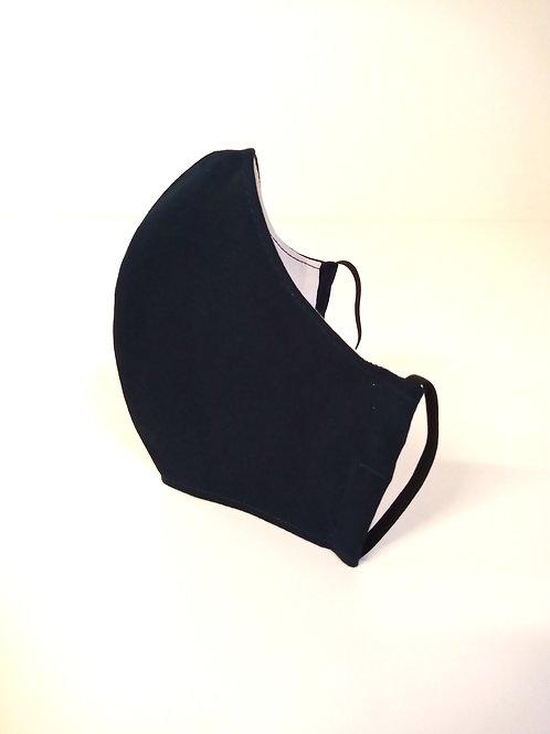 100% Cotton Face Mask Navy