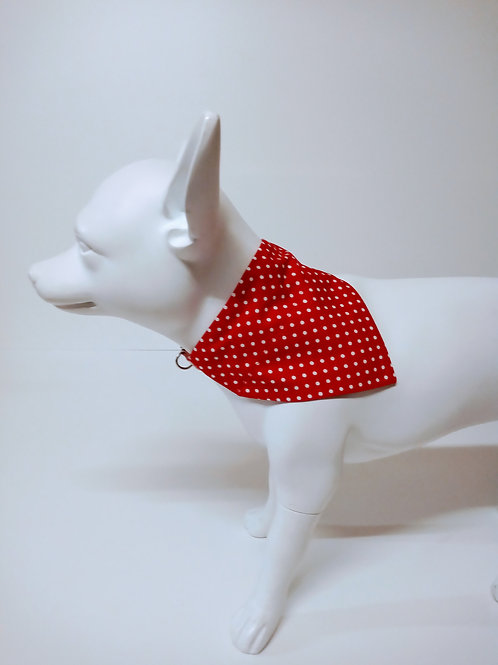 Bandana Spots/Red From £3.49
