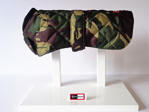 Quilted camouflage with fleece lining From £12.99