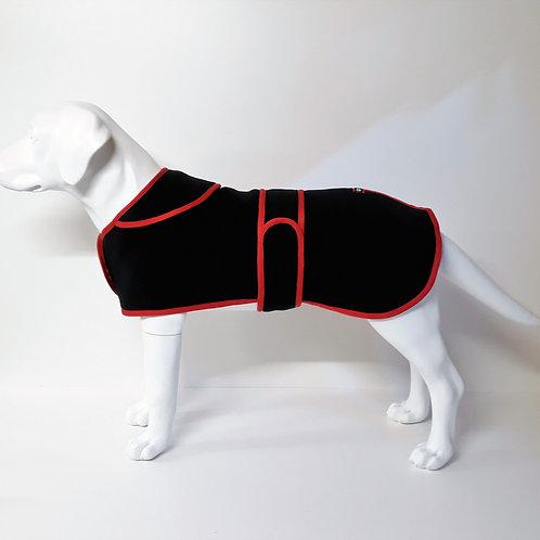 Water repellent fleece coat from £12