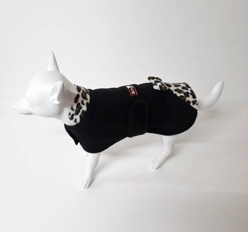 New fleece coat design now available