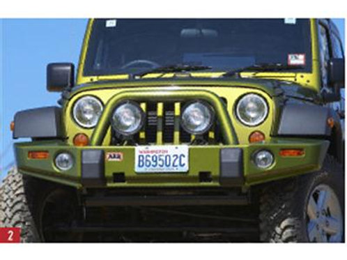ARB Jeep JK Wrangler Deluxe Bar Front Winch Bumper