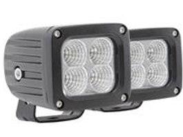 2x2 Square 5W LED Pair Spot Pattern