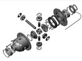 Toyota Tacoma Rear Air Locking Differential