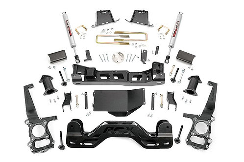 "Rough Country 6"" F150 lift kit"