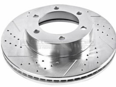 Brake Rotor by Power Stop