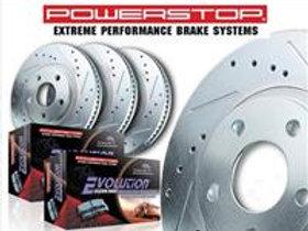 Performance Brake Upgrade Kit