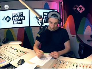 Interview met Arthur op Radio 3FM