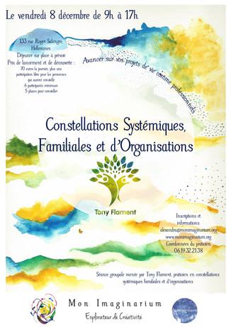 Constellations systémiques et familiales