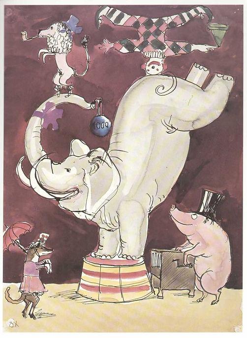 Otto Dix, Kinderalbum