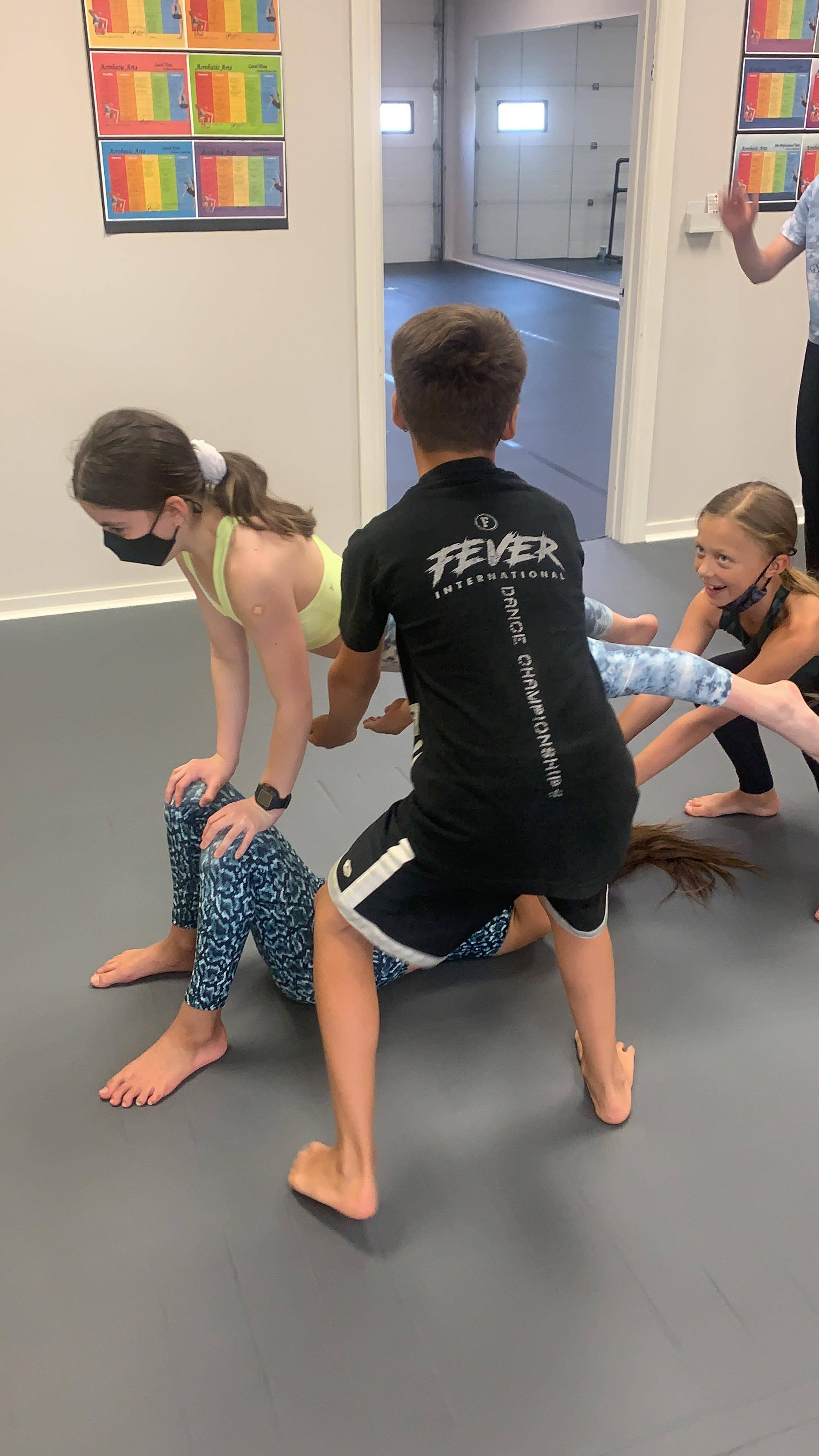 Tuesday Training Age 6-10