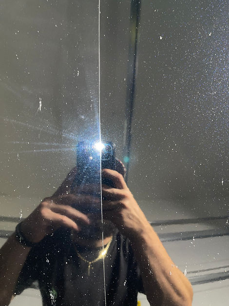 Paint Correction, Removing Swirls and Scratches