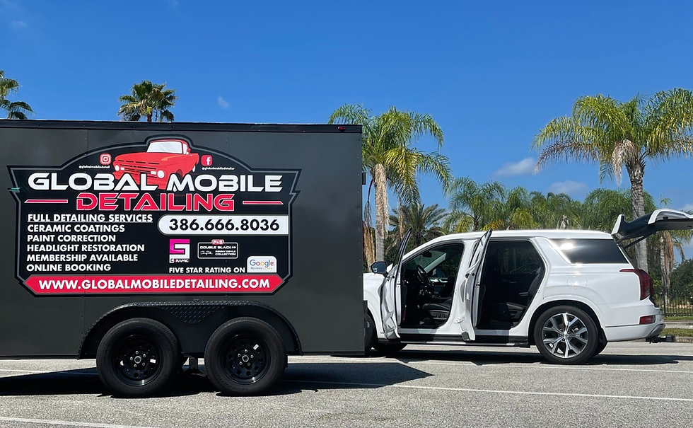 Auto Detailing Services Volusia County