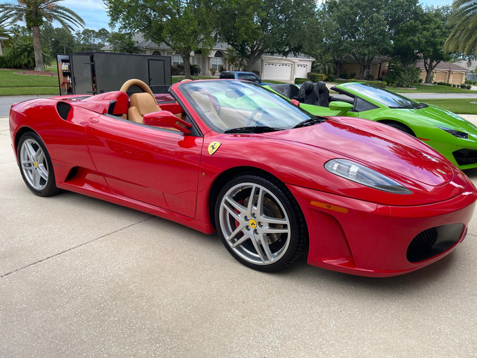 Ferrari F430 Ceramic Coating