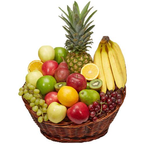 Fresh Seasonal Fruits