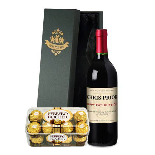 French Wine And Chocolates