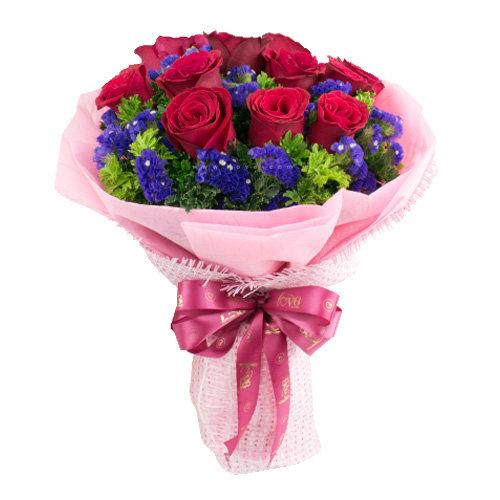 Charming Floral Bouquet