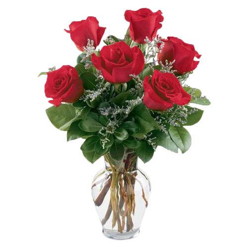 Relishful Red Roses