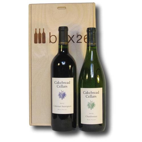 Graceful Wine Bottles