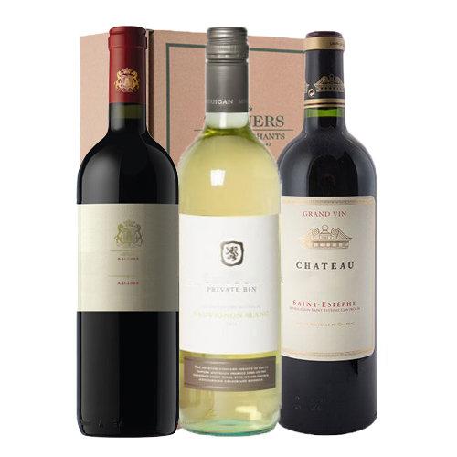 Astonish Wine Presentation