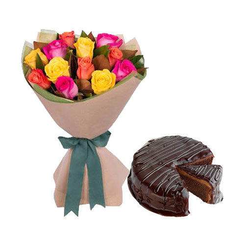 Blissful Chocolate Cake