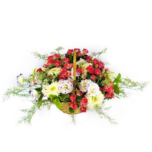 Optimum Flowers Arrangement