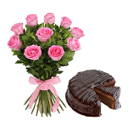 Affectionate Chocolate Cake