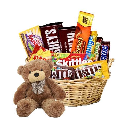Attractive Gift Basket
