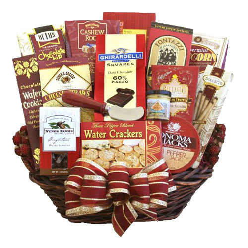 Nuts And Coffee Basket