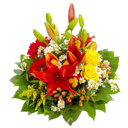 Engaging Flower Bouquet