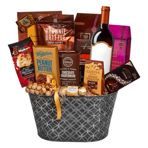 Special Wine Basket