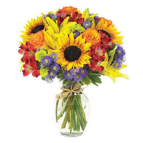 Incredible Flowers Arrangement